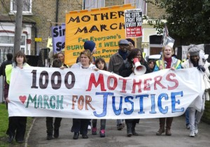 1000 Mothers March 2013